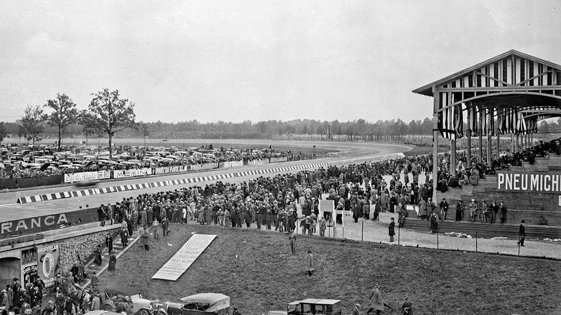 Il Gran Premio d'Italia del 1922