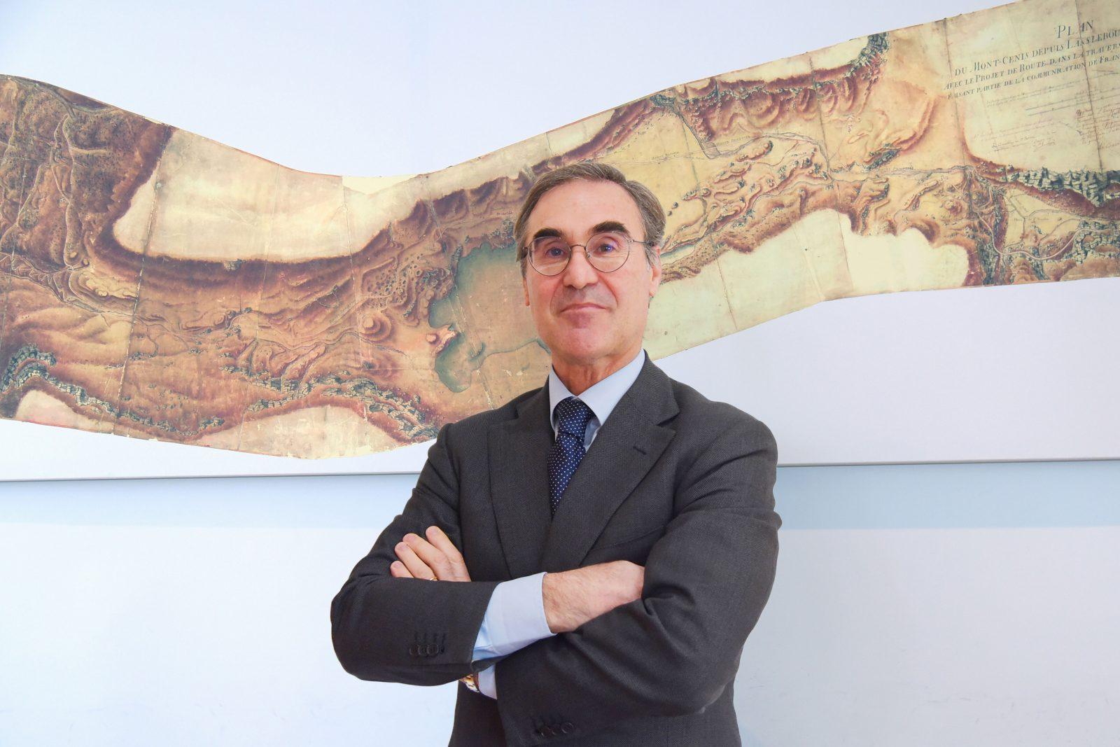 Massimo Simonini, amministratore delegato Anas da dicembre 2018 (Archivio Anas)
