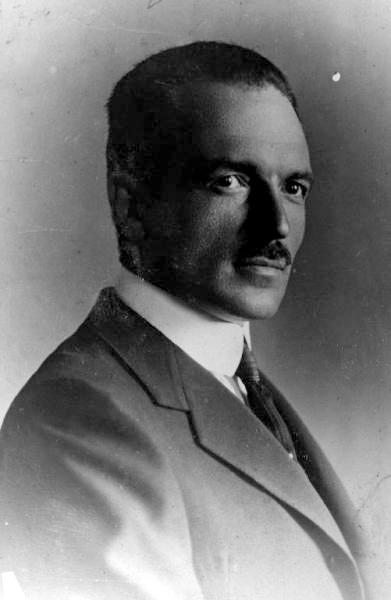 Piero Puricelli (fonte: Archivio Storico Fondazione Fiera Milano)