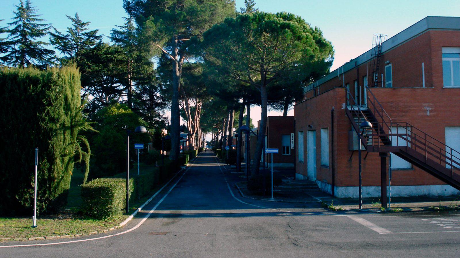 Il Centro Sperimentale Anas di Cesano (Archivio storico Anas)