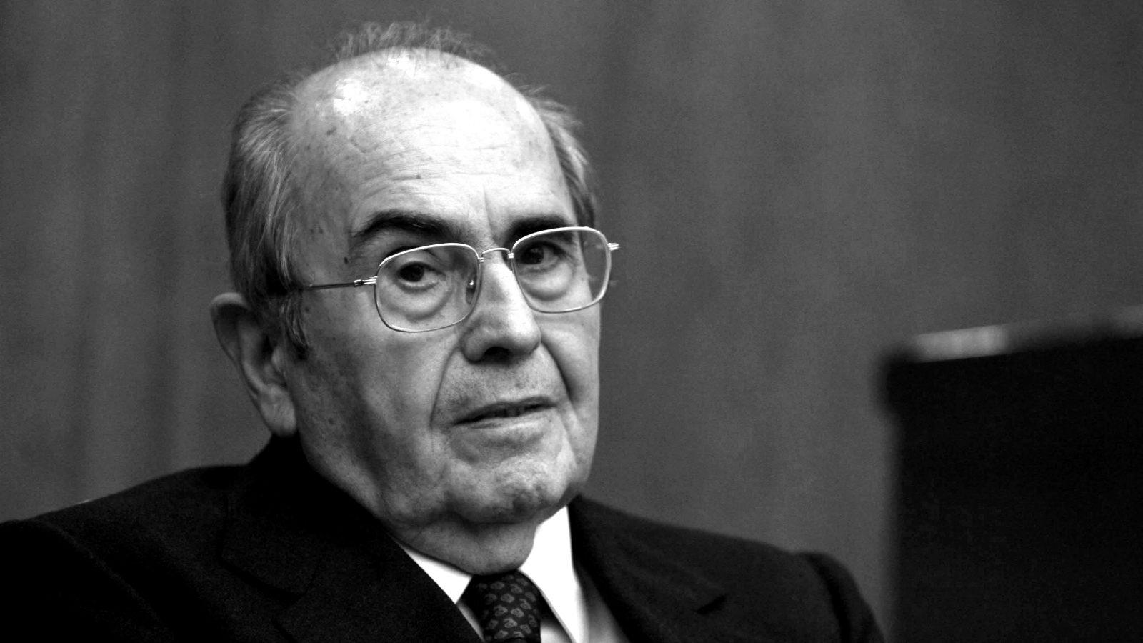 Francesco Merloni, foto del 2008 (fonte: Imagoeconomica)
