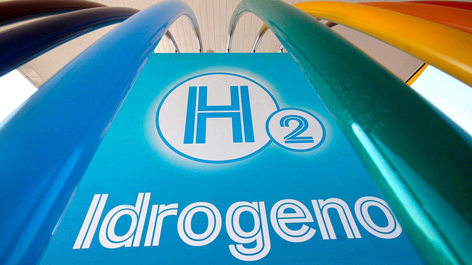 Stazione di servizio a idrogeno Agip (fonte: Imagoeconomica)