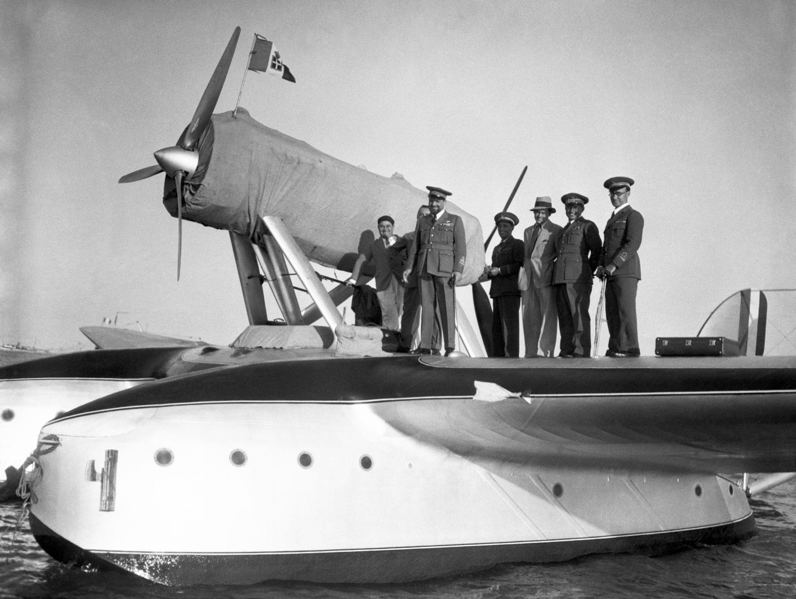 Le crociere atlantiche di Italo Balbo si svolsero nel 1931 e nel 1933 (foto: ilgiornale.it)