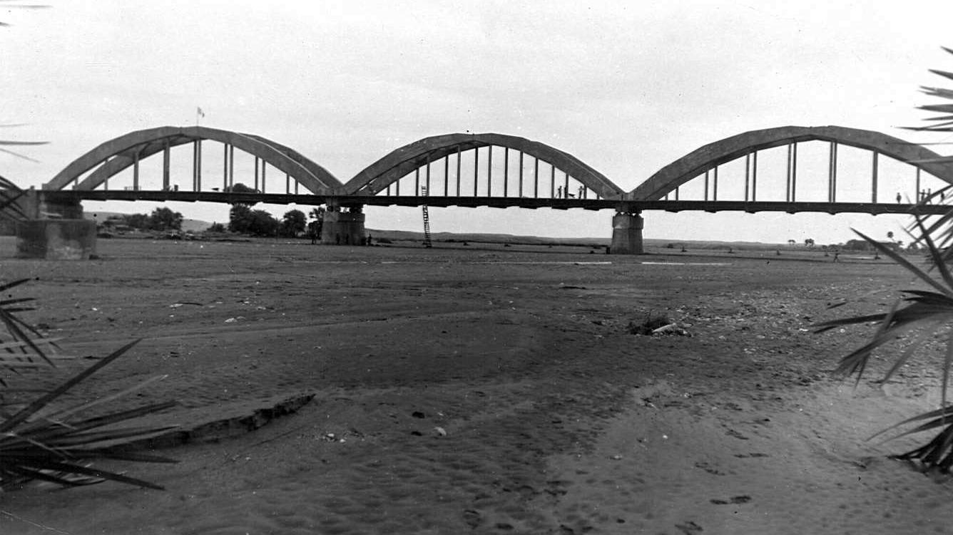 Strada Imperiale n 1, Strada di Dogali - Ponte di Dogali (Archivio storico Anas)