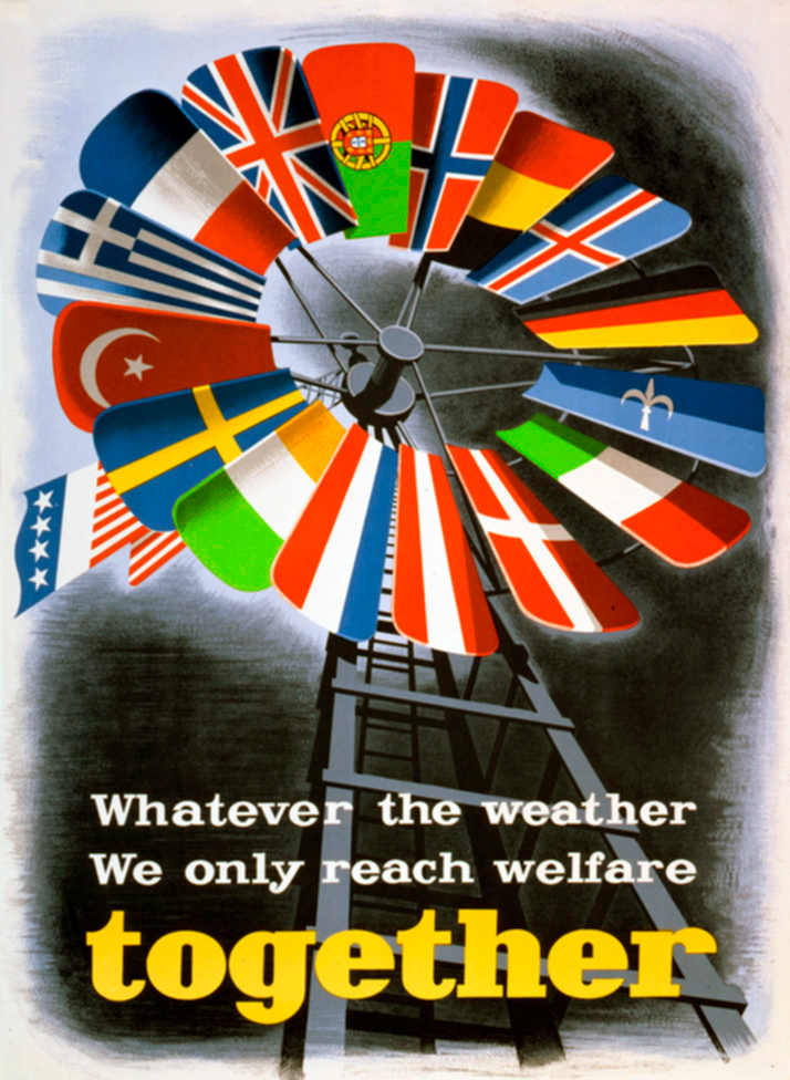 Poster del piano Marshall