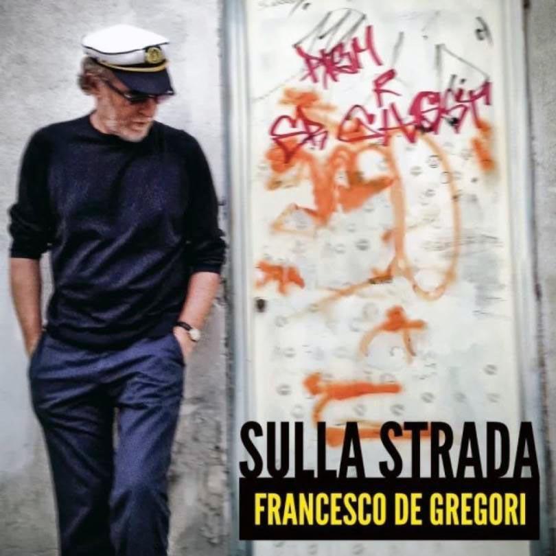 """Copertina dell'album """"Sulla strada"""" di Francesco De Gregori, pubblicato nel 2012"""