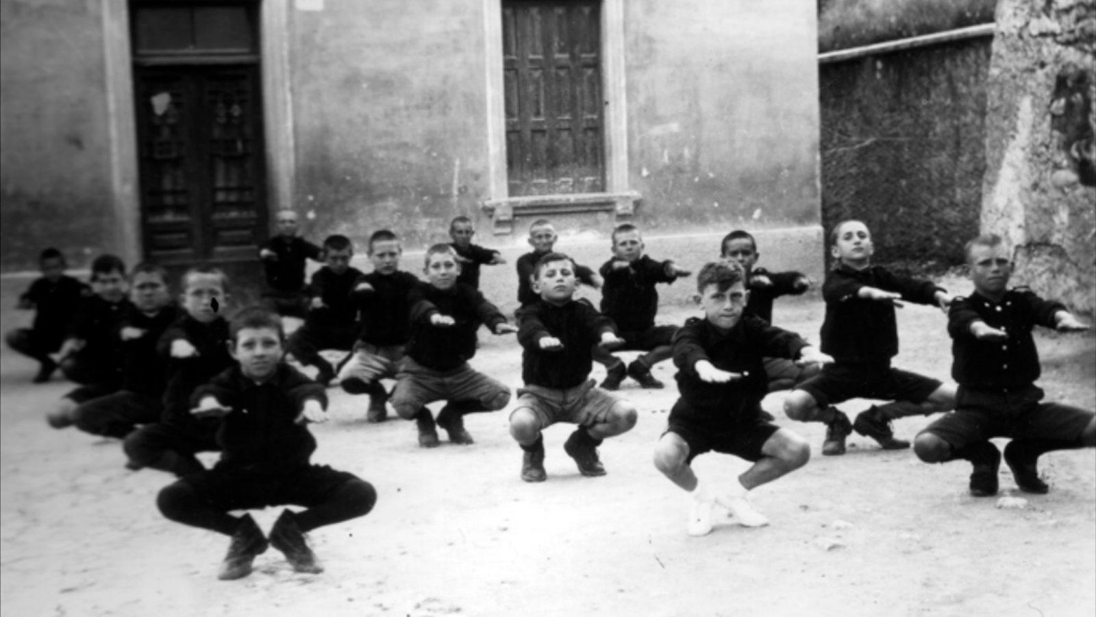 Esercizi ginnici del sabato fascista