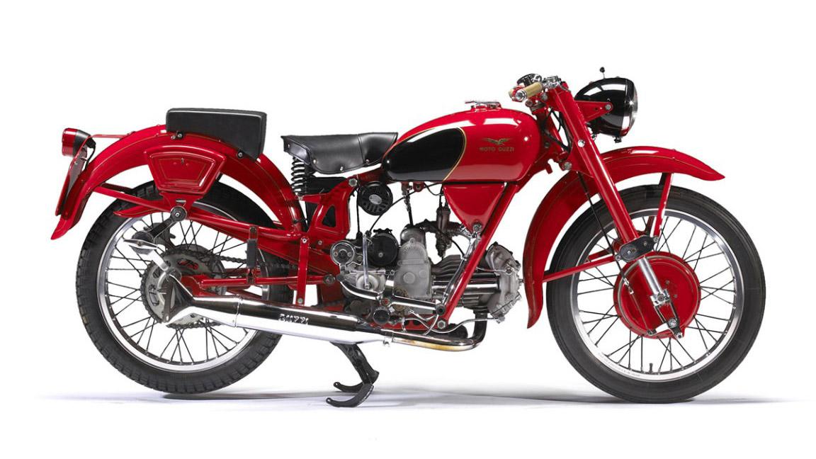 Moto Guzzi Airone del 1942 (fonte: motorivista.com)