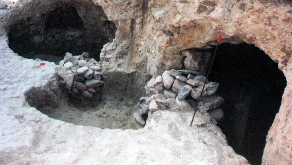 Località Giannì (CA), tomba I (Anas, L'archeologia si fa strada. Scavi, scoperte e tesori lungo le vie d'Italia, 2017)