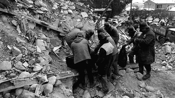 Il terremoto in Irpinia (fonte: ansa.it)