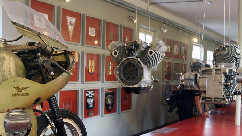 Museo della Moto Guzzi (fonte: motoguzzi.com)