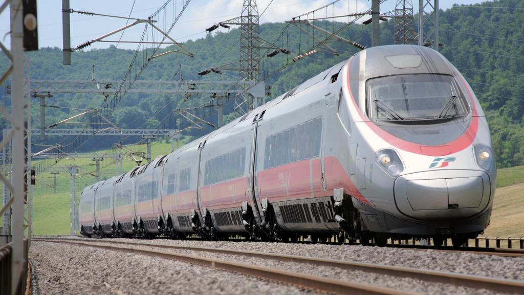 Treno Frecciargento (fonte: Ferrovie dello Stato Italiane)