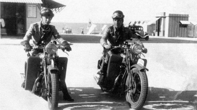 La Milizia della Strada (fonte: polizianellastoria.it)