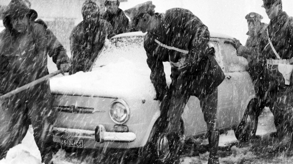 Le attività della Polizia Stradale nei suoi 70 anni di storia