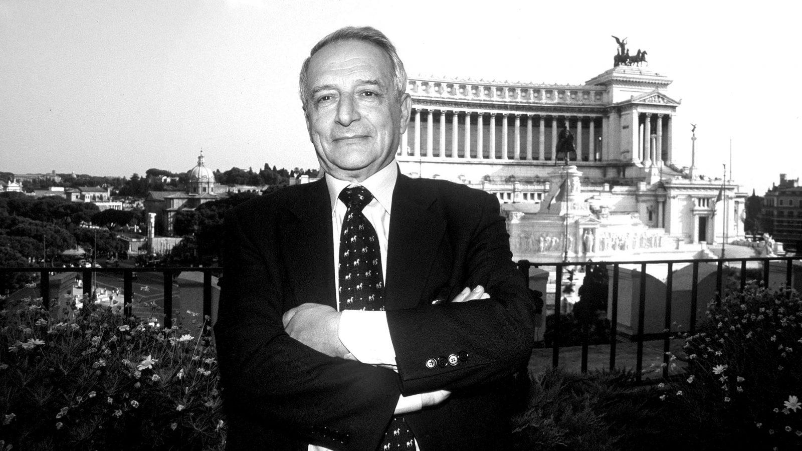 Giuseppe D'Angiolino, primo Presidente di Anas -